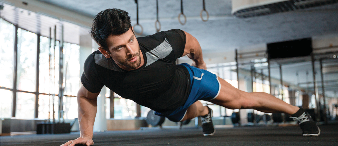 the 4 types of resistance training