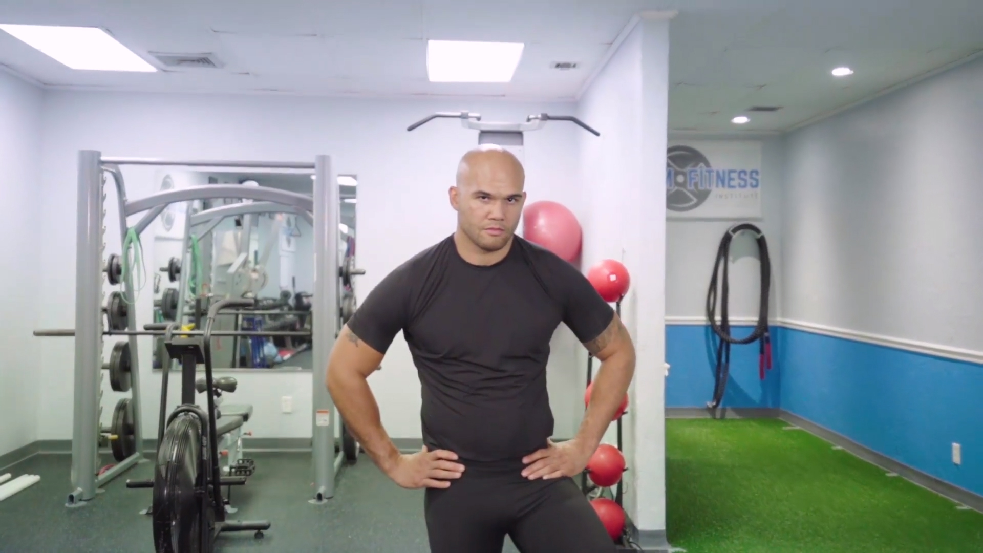 robbie lawler acl recovery