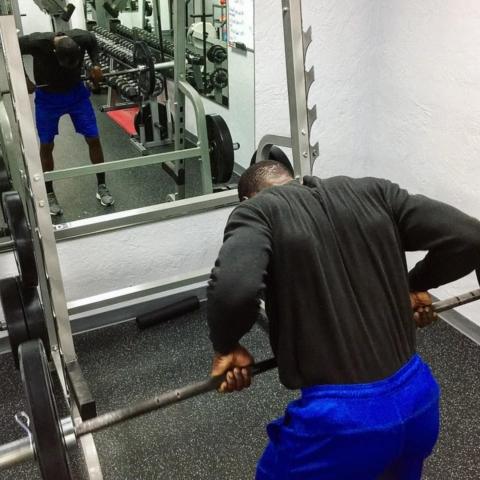 athlete training south florida