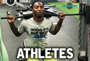 cfi athletes